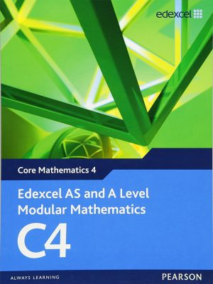 Edexcel AS and A Level Modular Mathematics Core Mathematics 4 C4 2008 spec